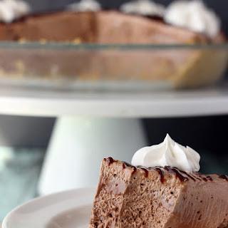 Nutella Marshmallow Pie.