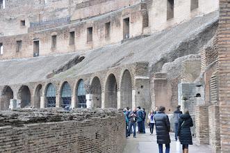 Photo: Interiér Kolosea v dnešním stavu.