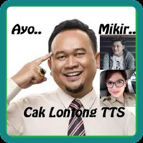 Cak Lontong TTS