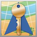 Bluetooth GPS License icon