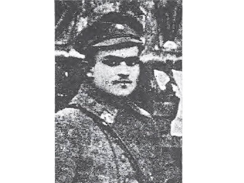 Юліян Михайлович Чайківський — головна діюча особа показового процесу