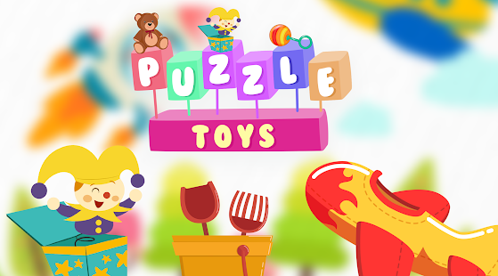 Puzzle for kids - Toys - náhled