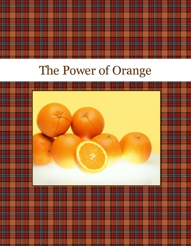The Power of Orange