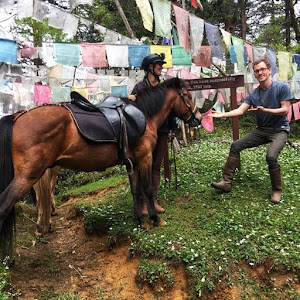 Bhutan Horse Riding Adventure 2019 | Krys Kolumbus Travel