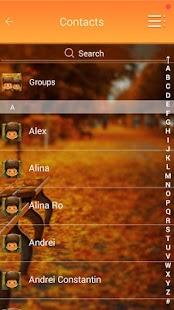 Podzimní SMS - náhled