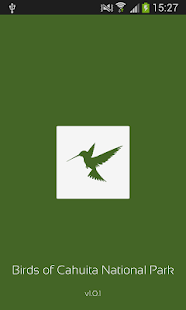 Birds of Cahuita National Park- screenshot thumbnail