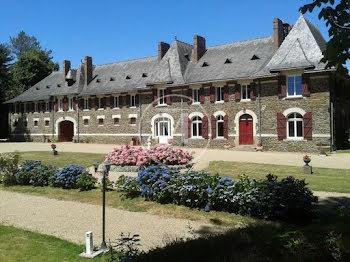 château à Beaupréau (49)