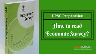 How to read Economic Survey for UPSC Preparation?