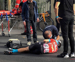 'Mikel Landa succesvol geopereerd aan sleutelbeen, maandenlang herstel kan beginnen'