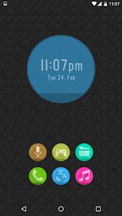 Circlons – Icon Pack 8.1 MOD + APK + DATA Download 3