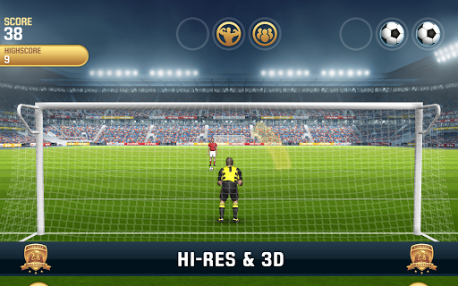 Flick Kick Goalkeeper 1.3.1 Screenshots 10