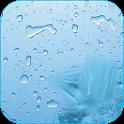Pouring Rain Live Wallpaper icon