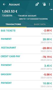 NBG Mobile Banking - náhled