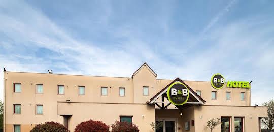 B&B Hotel GOUSSAINVILLE