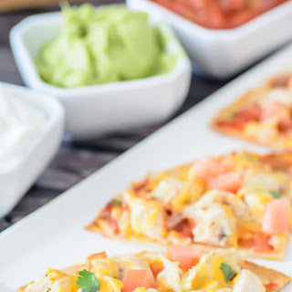 Gluten Free Fiesta Flatbread