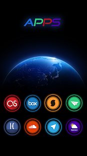 Soleos - Icon Pack Screenshot