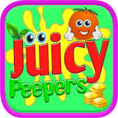 Juicy Peepers - Match 3 Fruits