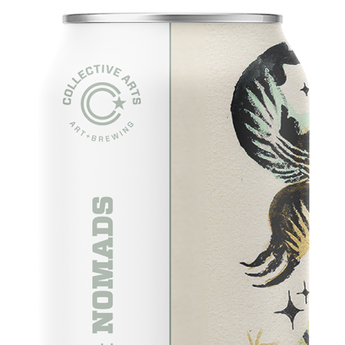 Collective Arts - Prophets and Nomads 473 mL Can