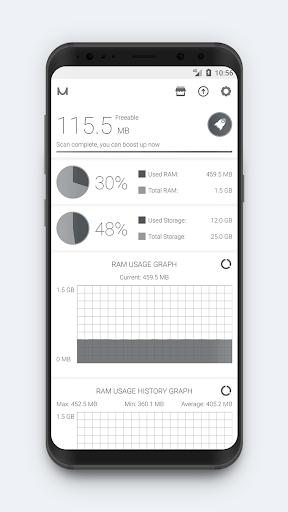 RAM Booster (Memory Cleaner) screenshot 4