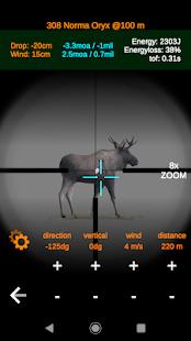 HuntingSim - náhled