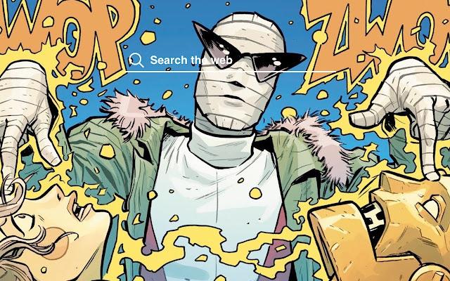 doom patrol comic book download
