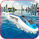 Water Surfer Floating Train APK