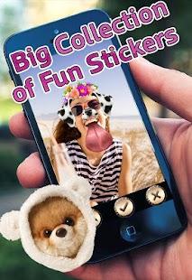 Snap Sticker Filter Dogy Maker screenshot