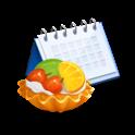 Obst- und Gemüsekalender icon
