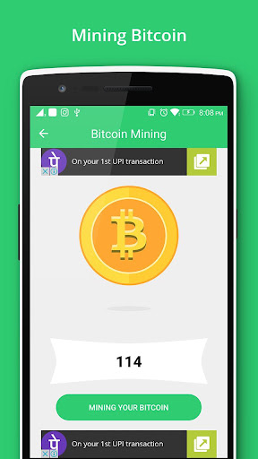 Download Bitcoin Miner - Claim Free BTC Google Play softwares