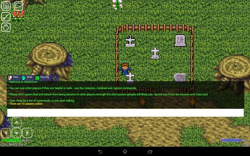 WinterSun MMORPG (Retro 2D) screenshots 11