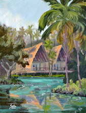 """Photo: """"Sister Hales"""" - Kona Village - 14"""" x 18"""" (available from artist)"""