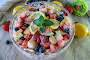 Lemon Dressed Fruit Salad Recipe