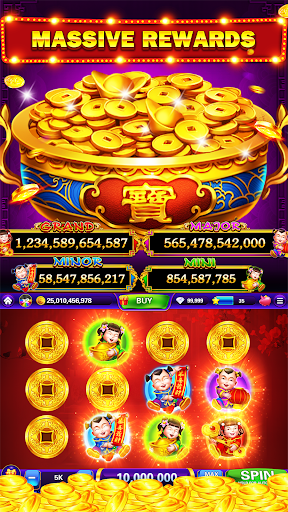 Triple Win Slots - Pop Vegas Casino Slots 1.29 screenshots 21