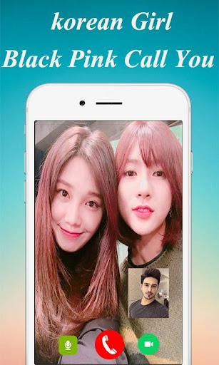 korean girls fake  video call screenshot 2