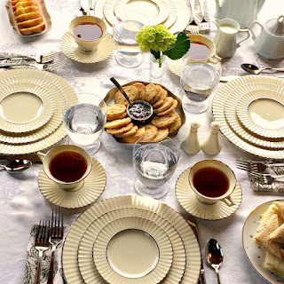 Downton Abbey Lavender Tea Bread.