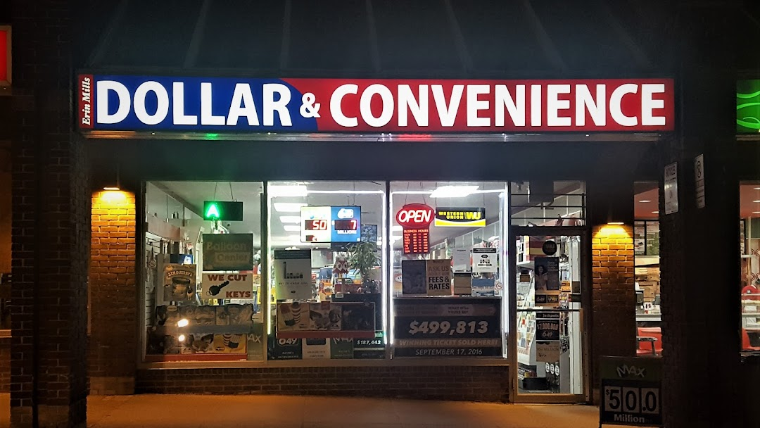 9ca27e48d2c Erin Mills Dollar & Convenience - Dollar and Convenience Store in ...