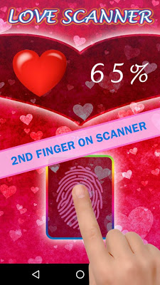 Love Scanner Prank - screenshot