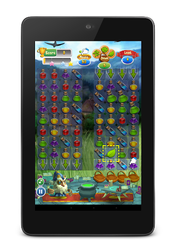 Magic Blender - Magic Potions - Match 3 apktram screenshots 23