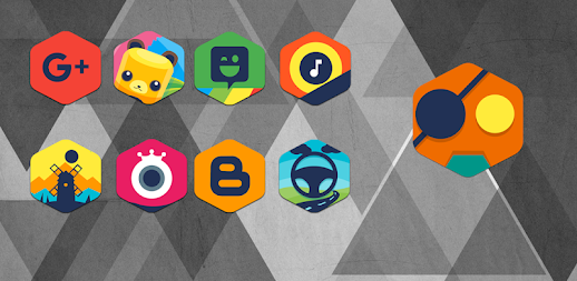 Orini - Icon Pack APK