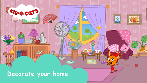 Kid-E-Cats Playhouse filehippodl screenshot 6