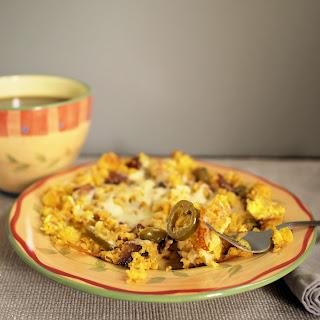 Fried Corn Eggs Recipes