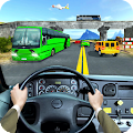 Indian Telolet Bus Coach Driving Simulator
