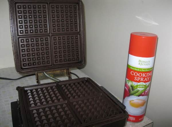 Gingerbread Waffles Recipe
