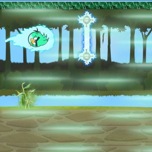 Exotic Jumping Bird 動作 App LOGO-硬是要APP
