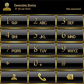 Theme for ExDialer Frame Gold
