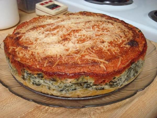 Layered Pasta Pie
