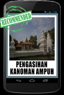 Pengasihan Kanoman Ampuh - náhled