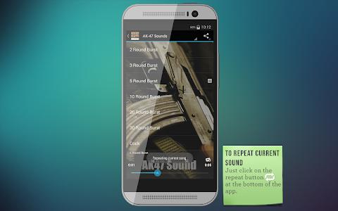 Natural Sounds Ringtones screenshot 5
