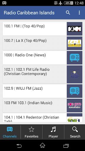 Caribbean Islands Radio