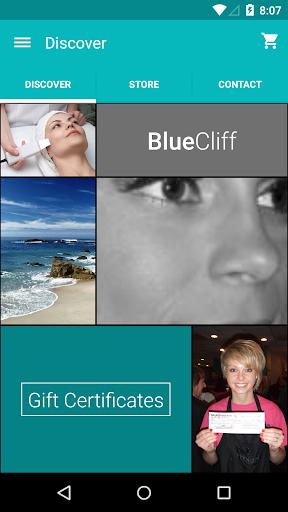 Blue Cliff